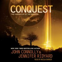 Conquest - John Connolly - audiobook