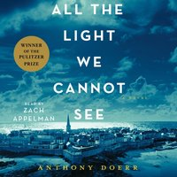 All the Light We Cannot See - Anthony Doerr - audiobook