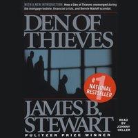 Den of Thieves - James B. Stewart - audiobook