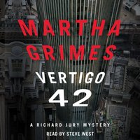 Vertigo 42 - Martha Grimes - audiobook