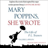 Mary Poppins, She Wrote - Valerie Lawson - audiobook
