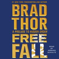 Free Fall - Brad Thor - audiobook
