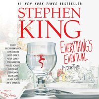 Everything's Eventual - Stephen King - audiobook