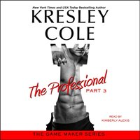 Professional: Part 3 - Kresley Cole - audiobook