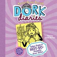 Dork Diaries 8 - Rachel Renee Russell - audiobook