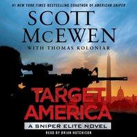 Target America - Scott McEwen - audiobook