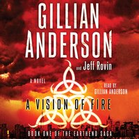Vision of Fire - Gillian Anderson - audiobook