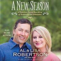 New Season - Al Robertson - audiobook