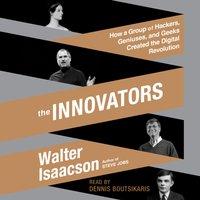 Innovators - Walter Isaacson - audiobook
