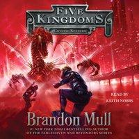Crystal Keepers - Brandon Mull - audiobook
