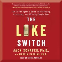 Like Switch - Jack Schafer - audiobook