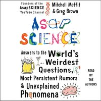 AsapSCIENCE - Mitchell Moffit - audiobook