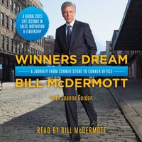 Winners Dream - Bill McDermott - audiobook