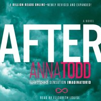 After - Anna Todd - audiobook