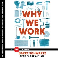 Why We Work - Barry Schwartz - audiobook