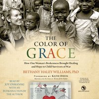Color of Grace - Bethany Haley Williams - audiobook