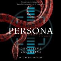 Persona - Genevieve Valentine - audiobook