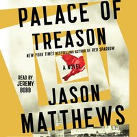 Palace of Treason - Jason Matthews - audiobook