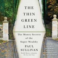 Thin Green Line - Paul Sullivan - audiobook