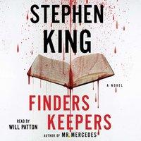 Finders Keepers - Stephen King - audiobook