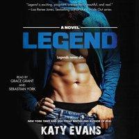 Legend - Katy Evans - audiobook