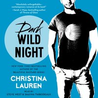 Dark Wild Night - Christina Lauren - audiobook