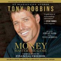 MONEY Master the Game - Tony Robbins - audiobook