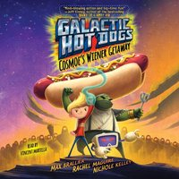Galactic Hot Dogs 1 - Max Brallier - audiobook
