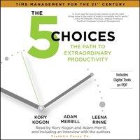 5 Choices - Kory Kogon - audiobook