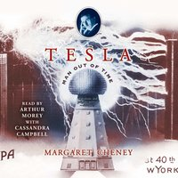 Tesla - Margaret Cheney - audiobook