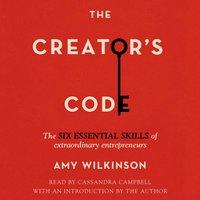 Creator's Code - Amy Wilkinson - audiobook