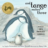 And Tango Makes Three - Justin Richardson - audiobook