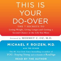 This is Your Do-Over - Michael F. Roizen - audiobook