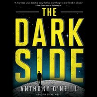 Dark Side - Anthony O'Neill - audiobook