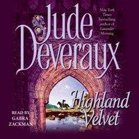 Highland Velvet - Jude Deveraux - audiobook