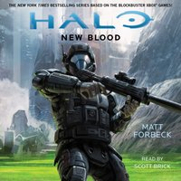 Halo: New Blood - Matt Forbeck - audiobook