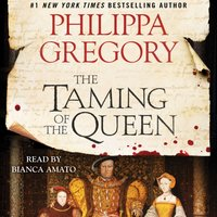 Taming of the Queen - Philippa Gregory - audiobook