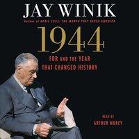 1944 - Jay Winik - audiobook