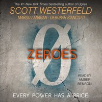 Zeroes - Scott Westerfeld - audiobook