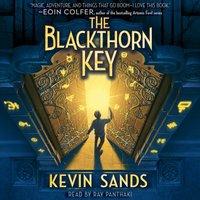 Blackthorn Key - Kevin Sands - audiobook