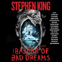 Bazaar of Bad Dreams - Stephen King - audiobook