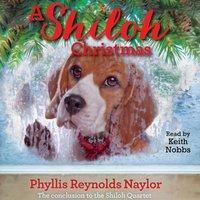 Shiloh Christmas - Phyllis Reynolds Naylor - audiobook