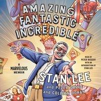 Amazing Fantastic Incredible - Peter David - audiobook