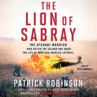Lion of Sabray - Patrick Robinson - audiobook
