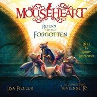 Return of the Forgotten - Lisa Fiedler - audiobook