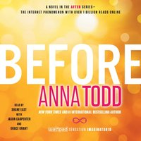 Before - Anna Todd - audiobook