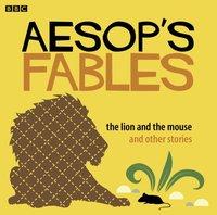 Aesop: The Caged Bird and Bat - Opracowanie zbiorowe - audiobook