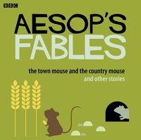 Aesop: The Town Mouse and the Country Mouse - Opracowanie zbiorowe - audiobook