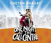 One Night At The Call Centre - Chetan Bhagat - audiobook