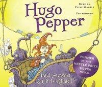 Hugo Pepper - Chris Riddell - audiobook
